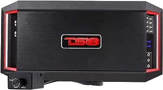 DS18 GEN-X3000.1D 3000w Peak/700w RMS @ 2 Ohm CEA Compliant 1, 2, 4 Ohm Stable Class D Mono Car Amplifier with Remote Subwoofer Control