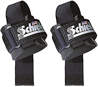 IRON COMPANY Schiek Power Lifting Straps (Pair)