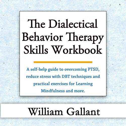 The Dialectical Behavior Therapy Skills Workbook cover art