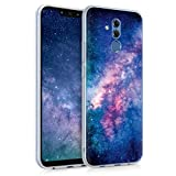 kwmobile Case Compatible with Huawei Mate 20 Lite - TPU