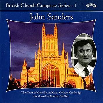 British Church Composers, Vol. 1: John Sanders