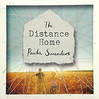 The Distance Home audiobook cover art