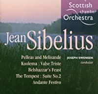 Sibelius Theatre Music by Scottish Chamber Orchestra (2003-01-01)