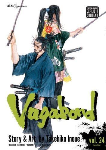 Vagabond, Vol. 24 by Takehiko Inoue (February 20,2007)