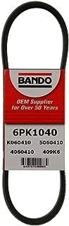 Bando 6PK1040 OEM Quality Serpentine Belt
