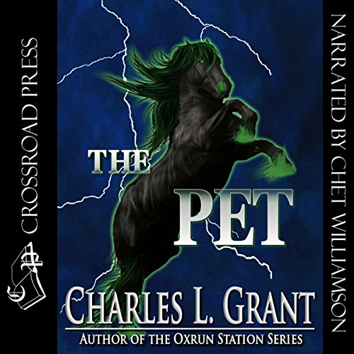 The Pet audiobook cover art