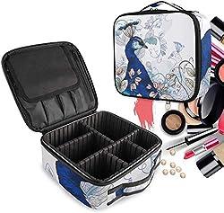 Ofertas Tienda de maquillaje: Calidad Premium: las bolsas de viaje esenciales están hechas de nylon de alta calidad, son impermeables y duraderas, reutilizables y ecológicas, pueden durar mucho tiempo, son perfectas para almacenar cosméticos, medicamentos o cepillos, una excelent...
