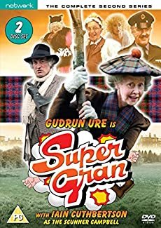Super Gran - The Complete Second Series