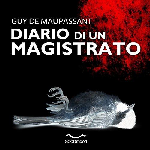 Diario di un magistrato audiobook cover art