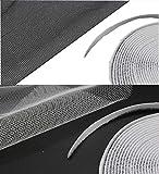 Fliegengitter Gewebe ClearAdvantage Insektenschutzgewebe f/ür Fenster und T/üren Meterware 160 cm breit schwarz Grundpreis//m/² 5,40 Euro