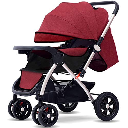 Best Review Of JIAX Baby Stroller–Lightweight Baby Stroller with Carry Handle,Foldable and Portabl...