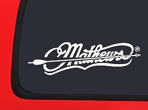 Best mathews bow car decals Reviews