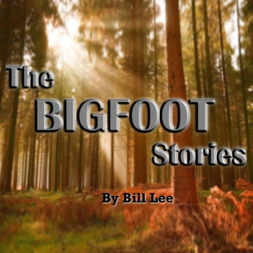 Sasquatch and UFOs (The Bigfoot Stories) audiobook cover art