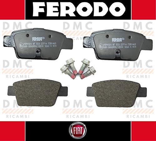Remblokken Ferodo Stilo Multi Wagen (192) 1.9 JTD 80 paarden - 115 paarden - 126 paarden - 136 paarden - 140 paarden - FDB1469