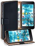 moex Klapphülle kompatibel mit Huawei Honor 6 Plus Hülle