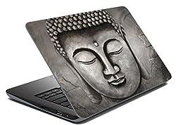 Paper Plane Design 03 Lord Buddha Laptop Skin