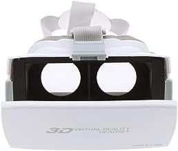Andoer Head Set/Occhiali 3d per Realtà Virtuale, Google scatola cartone della Variante fai da te, Video con Interruttore Magnetico, Gioco Film in 3d, con CSY-01mini, versatile, in modalità wireless, Bluetooth V3.0, Selfie, Gamepad, Fotocamera otturatore, per iPhone e Samsung, tutti gli smartphone tra 8,9e 15,2cm (3,5~ 6,0pollici)