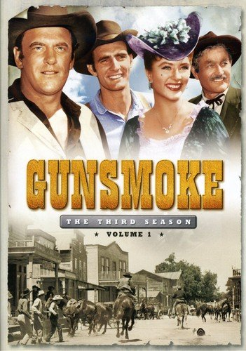 Gunsmoke - The 3rd Season, Vol. 1 [RC 1]