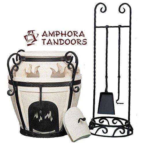 Amphora Tandoor Garden Fireplace Fire Pit Fire Can Fireplace Garden Chiminea Patio Heater