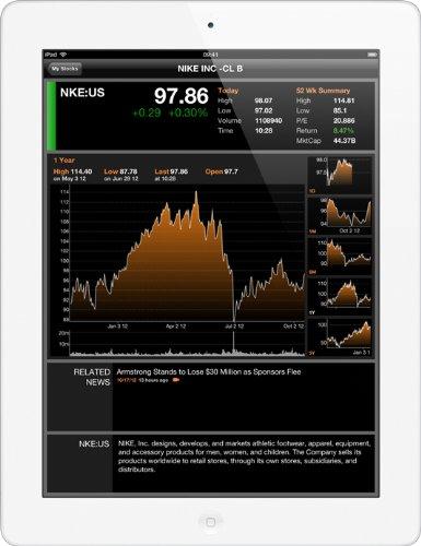 Apple iPad Retina display 64GB Bianco tablet