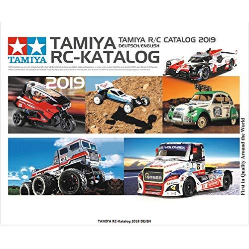 TAMIYA RC-KATALOG 2019 DEUTSCH/ENGLISCH