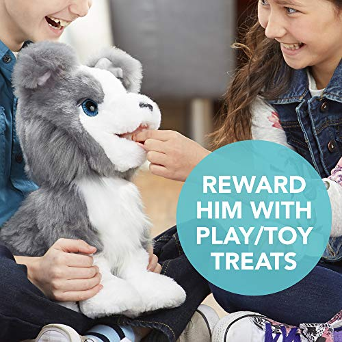 furreal Ricky is one of the best interactive plush toys for kids