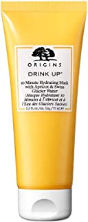 ORIGINS Drink Up 10 Minute Hydrating Mask with Apricot & Swiss Glacier Swiss 75 mL
