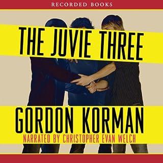 The Juvie Three cover art