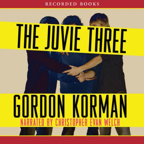 The Juvie Three  By  cover art