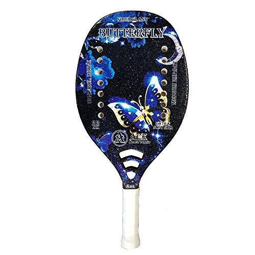 ACE Beach Tennis Racchetta Beach Tennis Racket (Butterfly)