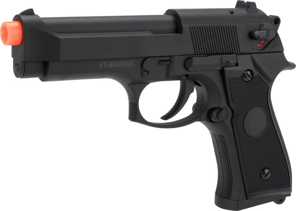 Evike - CYMA Max 51% OFF Advanced Max 47% OFF Full Auto Airsoft AEP Hand M9 Fire Select