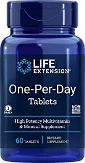 Life Extension One Per Day, 60 Count