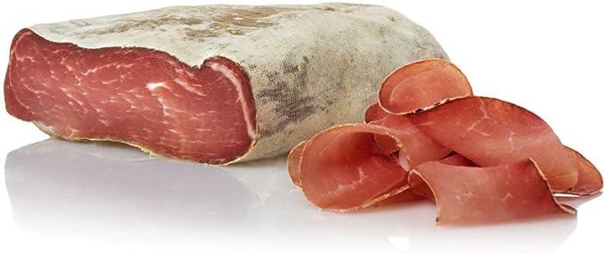 31 opinioni per Schisc- Bresaola di Suino Salumi Pasini®   Bresaola Intera   650gr   Carne 100%