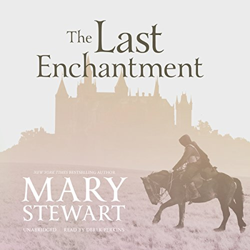 The Last Enchantment audiobook cover art