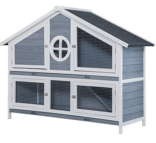 Great and Small Rabbit Hutch