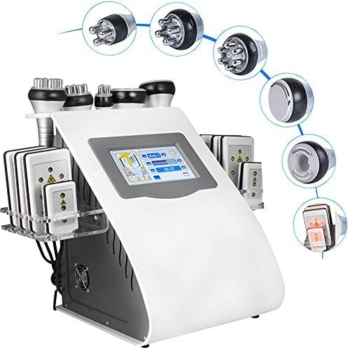 zinnor 6 IN 1 Beauty Machine, Body Massage shaping Machine, Face Body Skin Care Machine 110V