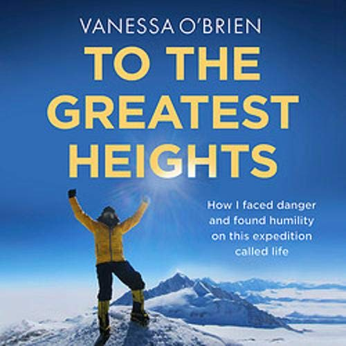 To the Greatest Heights cover art