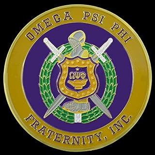 omega psi phi emblem