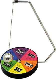 Stupidiotic Magnetic Decision-Aider Fortune Teller Pendulum Game