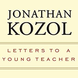Letters to a Young Teacher audiobook cover art
