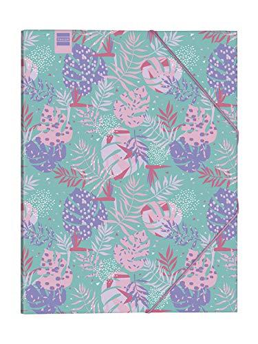 Finocam - Carpeta clasificadora Prints Floral