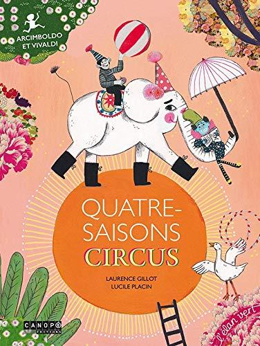 Pont des arts - Quatre saisons circus