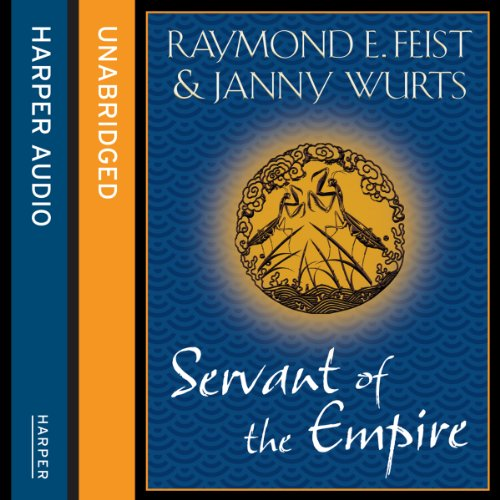 Servant of the Empire audiobook cover art