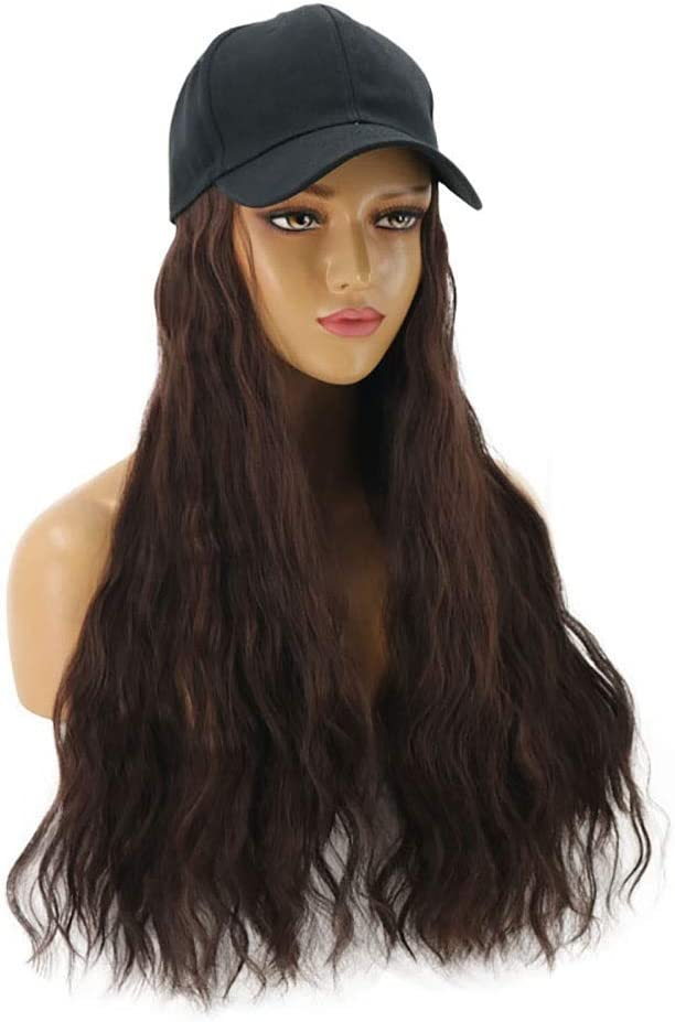 JYMBK Wigs Fashion Street Lady Bargain sale Wig Corn Manufacturer direct delivery Ho One-Piece Hat