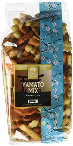 Golden Turtle Yamato Reiscracker-Mix, 10er Pack (10 x 300 g)