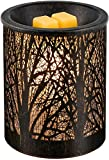 MASEN Art Metal Wax Melt Warmer, Electric Fragrance Candle Warmer for Warming Scented Candles,Wax Melts - Spa,...
