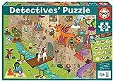 Educa Detectives Castillo. Puzzle Infantil de 50 Piezas. Móntalo y Busca los Objetos escondidos. +4 años. Ref. 18895, Multicolor