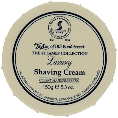 Taylor of Old Bond Street Shaving Cream Bowl, 150g
