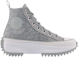 Converse Run Star Hike Hi Platform Chaussures DE Sport pour Femme CRÈME 171126C
