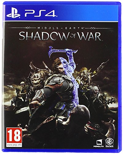 Middle-earth: Shadow of War - PlayStation 4 [Edizione: Regno Unito]